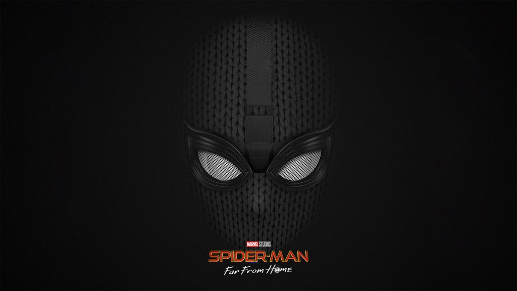 Download This Spider Man Far From Home Stealth Suit Wallpaper