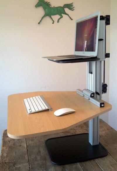 Kangaroo Desk Stand