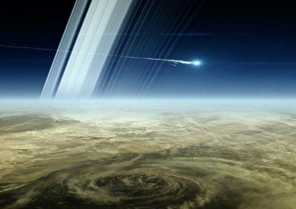 cassini grand finale video still Science Breakthrough