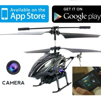 iHelicopter: drone con telecamera per Android e iPhone