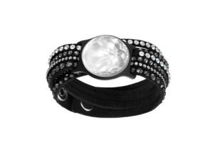 Un'altra cover per il Misfit Shine, stavolta in veste di braccialetto, rivestito da cristalli Swarovski. Disponibile da marzo 2015.