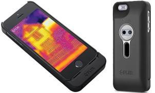Un curioso gadget che trasforma il tuo iPhone in una telecamera termica a raggi infrarossi. A cosa serve? Per scattare foto alternative oppure per valutare l'efficienza termica di una casa, problemi idraulici o elettrici e roba simile. Lo trovi già su Amazon.