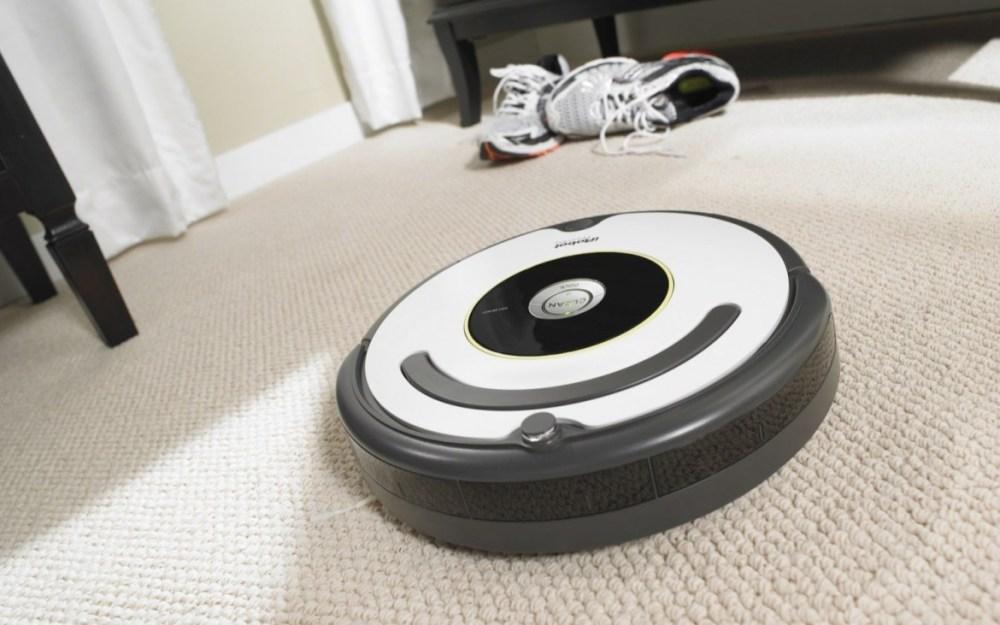 Aspirapolvere intelligente iRobot Roomba