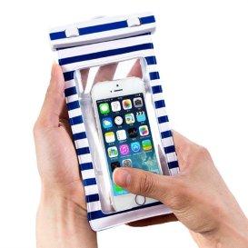 Cover subacquea per smartphone