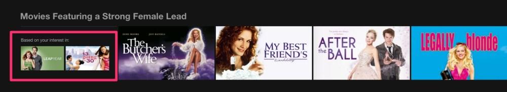 Netflix: suggerimenti molto accurati grazie ai micro-generi