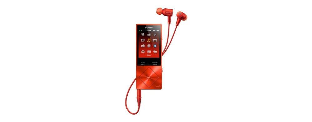 Il nuovo walkman Sony negli stessi colori delle cuffie h.ear
