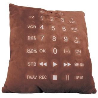Cuscino telecomando per TV, DVD e decoder satellitari
