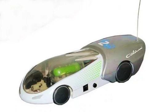 H2GO, la macchina telecomandata ad acqua