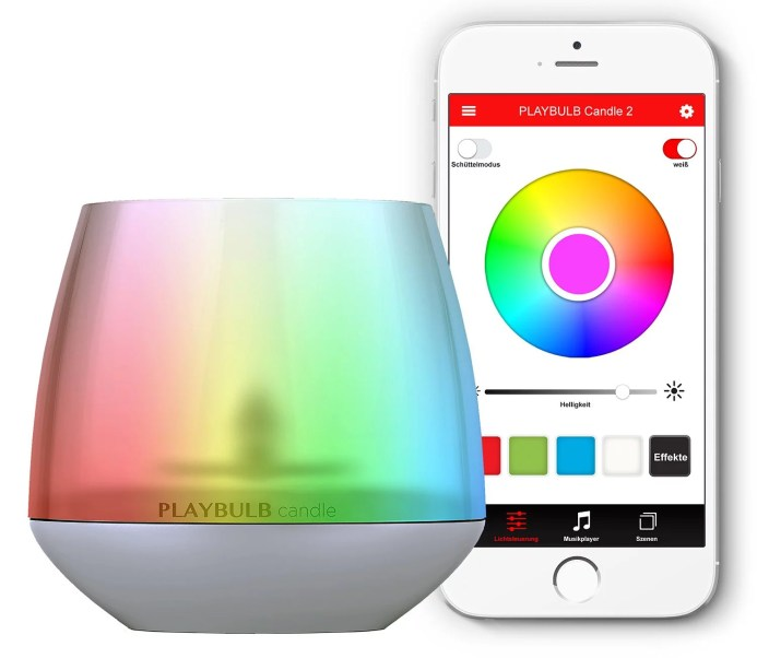 Candela Smart MiPow PlayBulb