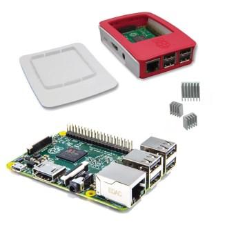 Raspberry P3 Modello B con case originale