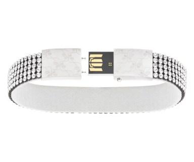 Bracciale USB Swarovski Vilja