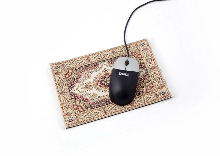 Tappeto persiano per mouse