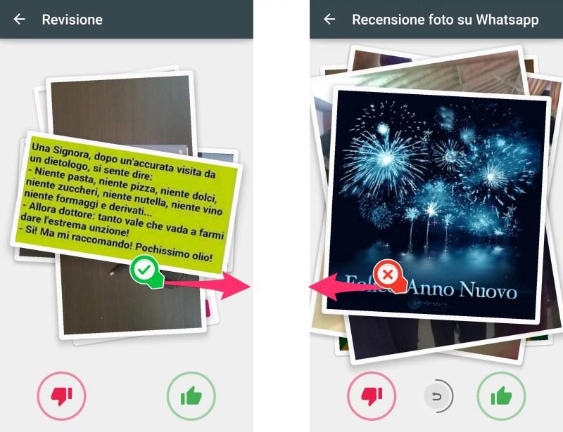 Gallery Doctor: l'app per fare pulizia sullo smartphone che funziona con la logica di Tinder