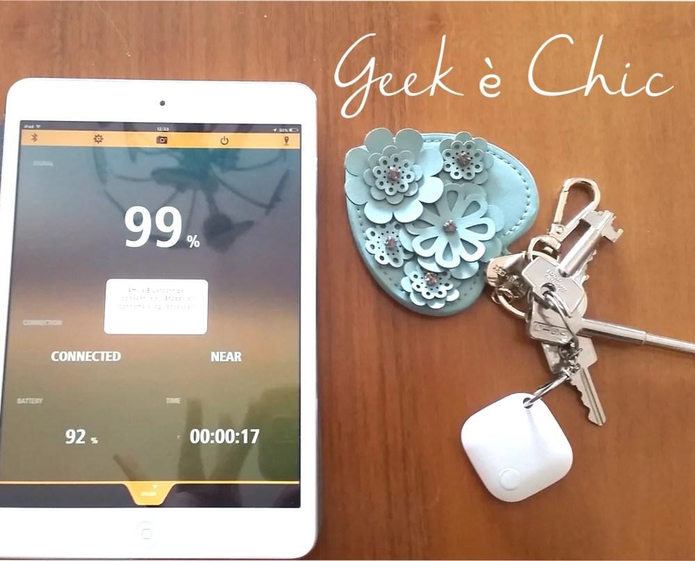 iStubb Smart Finder: fai suonare le chiavi grazie all'app