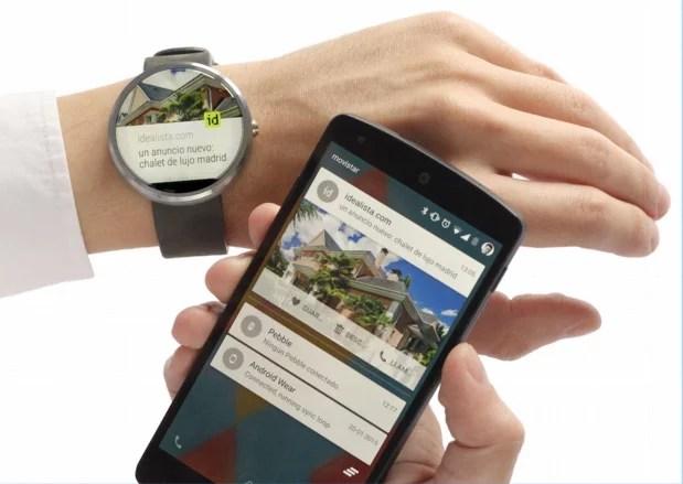 Idealista: integrazione con lo smartwatch