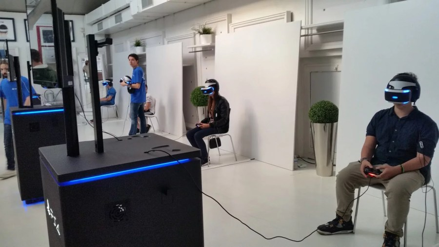 PlayStation VR Experience a Milano