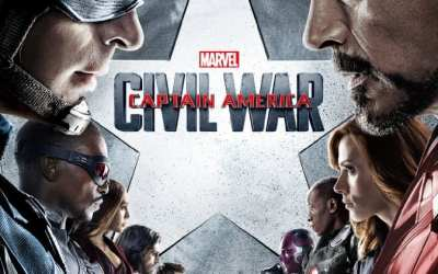 Top 5 YouTube Reviews of Captain America Civil War