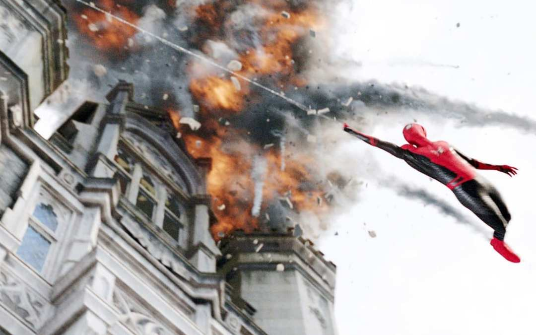 Spider-Man Far From Home Rant *Spoilers* – STARK Tech Suit Problems – Tom Holland as Peter Parker