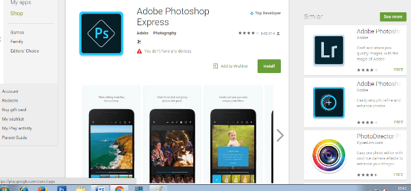 5 best free photo editing android apps