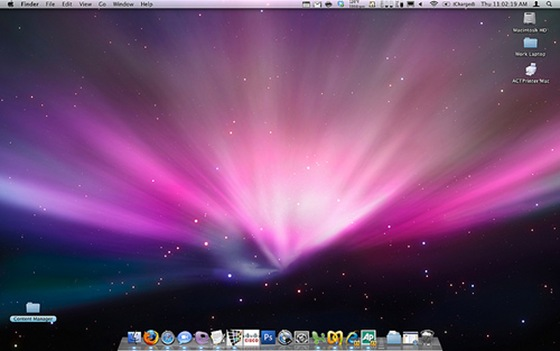 installed mac os on pc 1