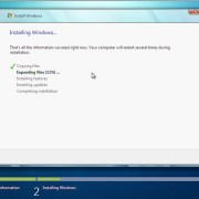 Install windows 7 from USB