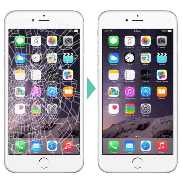 Tips for Broken iPhone LCD Screen Repairs