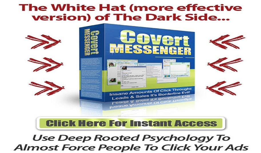 covert messenger plugin