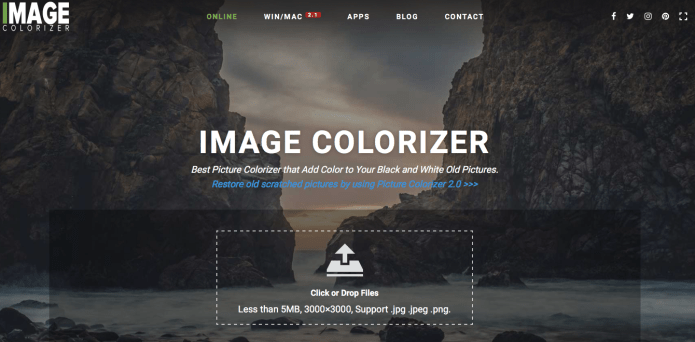 Picture Colorizer is here is save your old photos