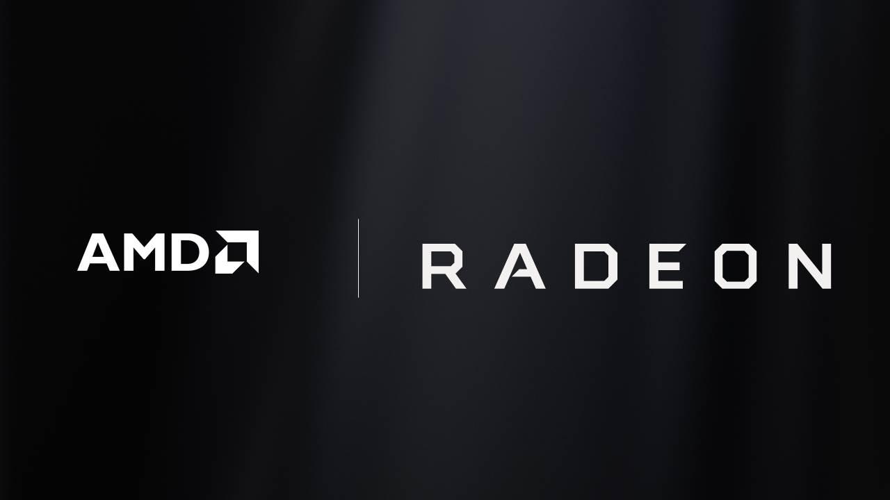 Logo AMD RADEON