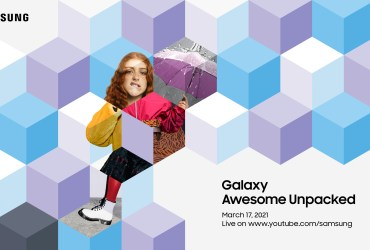 Galaxy Awewome Unpacked