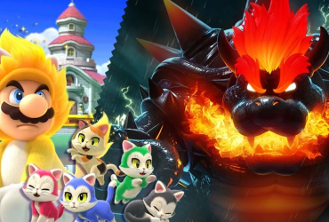 Bowser's Fury dans Smash