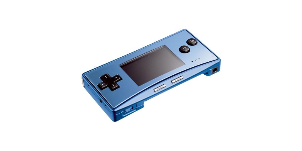 Game Boy Advance Micro