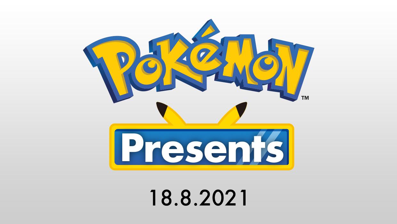 Pokémon Presents août 2021