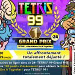 Tetris 99 x WarioWare