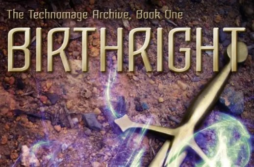 Birthright by B.J. Keeton - Cropped Cover