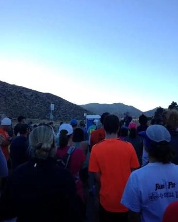Sandia Mountain Shadows 10k 6