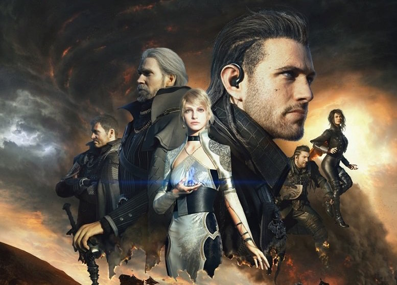 Image result for final fantasy kingsglaive