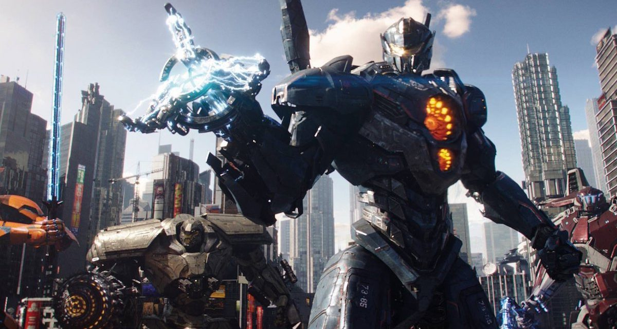 Movie Review: PACIFIC RIM UPRISING