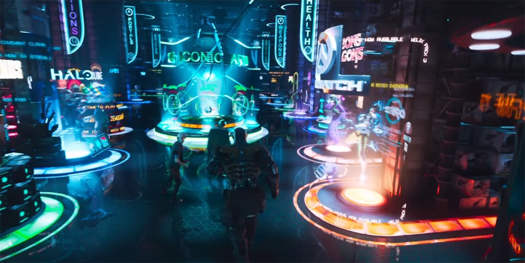 Image result for ready player one oasis