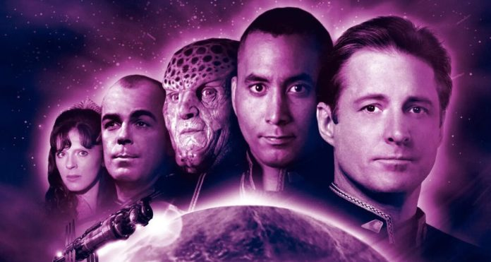 BABYLON 5 Reboot in the Works at CW