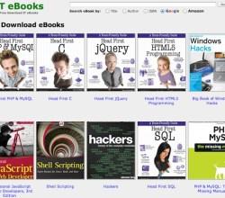 libros electrónicos para desarrolladores y programadores