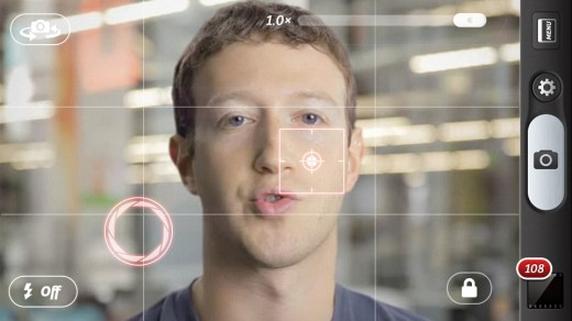 Paparazzi de Zuckerberg