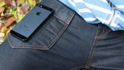 Jeans diseñados para el iPhone