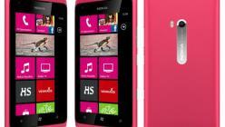 Nokia Lumia Rosa