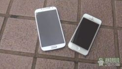 iPhone vs Galaxy S4