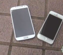 iPhone vs Galaxy S4