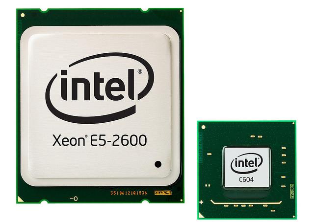 Intel Xeon E5 2600