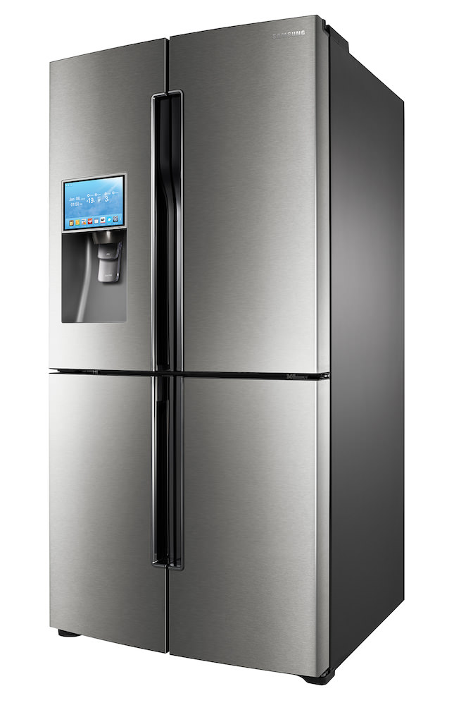 refrigeradora con Digital Inverter