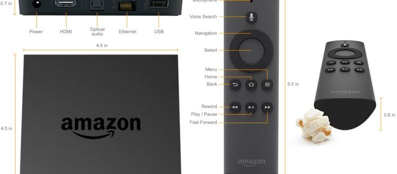 Amazon TV FIRE
