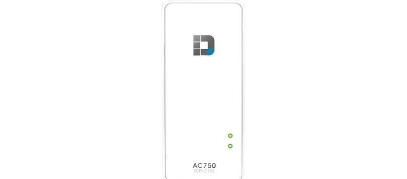 D-Link ac750 DIR 510L